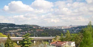 Prostorná vila s velkým pozemkem <br>Praha 5 - Barrandov, Pod Habrovou 10